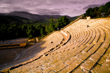 Tour Epidaurus, Greece