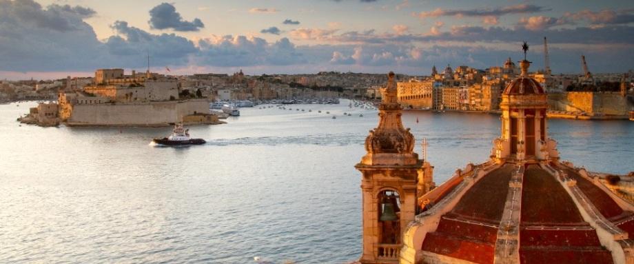 Grand Harbor, Valletta, Malta