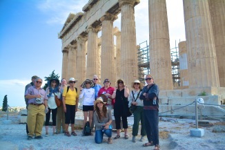 2015 group at the Arcopolis