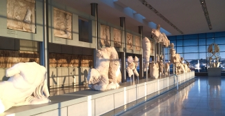 Copies of the Parthenon Marbles